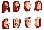 Бородатый алфавит