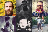Бородачи на снимках Instagram. Выпуск #10