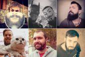 Бородачи на снимках Instagram. Выпуск #11