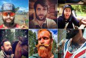Бородачи на снимках Instagram. Выпуск #7