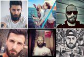 Бородачи на снимках Instagram. Выпуск #8