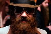 Чемпионат бород и усов в Нью-Йорке