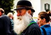 Мировой чемпионат бород и усов в Австрии