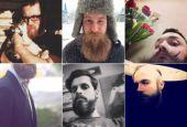 Бородачи на снимках Instagram. Выпуск #2