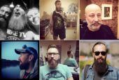 Бородачи на снимках Instagram. Выпуск #9