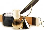 Опасная бритва – подготовка к бритью