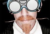 Фото бородачей с чемпионата бород и усов